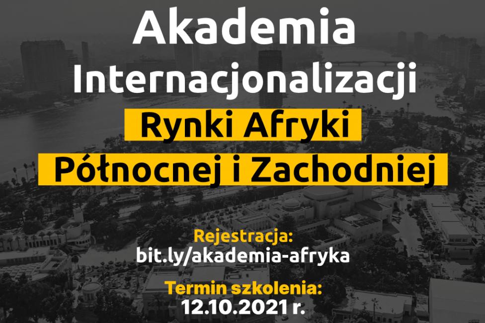 Zdjęcie do wiadomości: Akademia Internacjonalizacji: Afryka Północna i Zachodnia