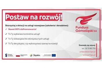 informacje na temat wsparcia z Bazy Usług Rozwojowych